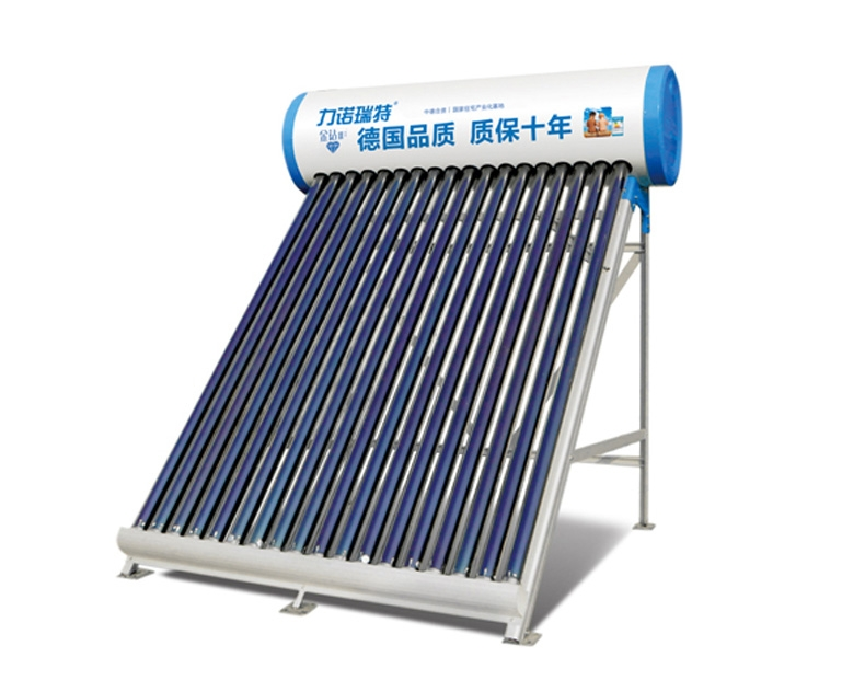 长清金钻系列太阳能热水器