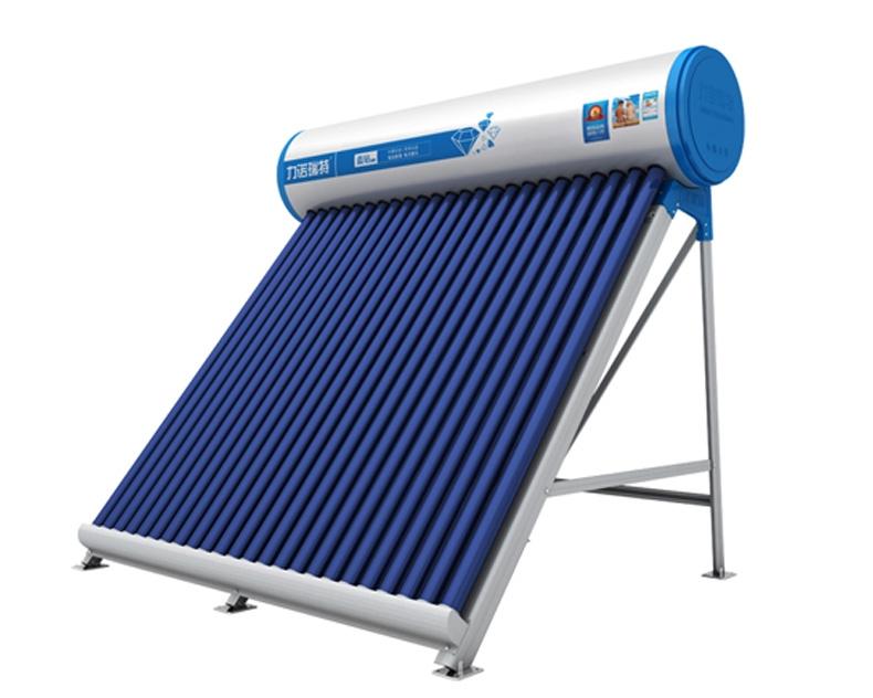 长清蓝钻系列太阳能热水器